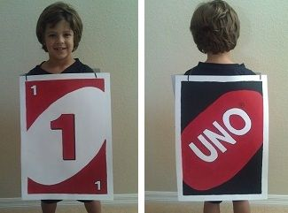 Uno Card Costume Halloween Costumes For Kids Halloween Kids Diy Halloween Costumes For Kids