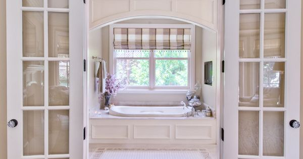 Skinny Double French Doors Sope Creek Office Inspiration Pinterest French Door Curtains