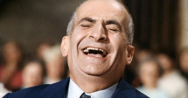 Louis De Funes Photo Louis De Funes Louis De Funes Actors French Movies