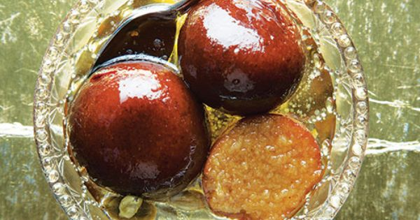 Gulab jamun, Indian desserts and Donuts on Pinterest