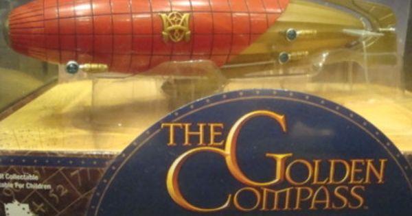 Corgi Toys Model The Golden Compass Magisterium Sky Ferry