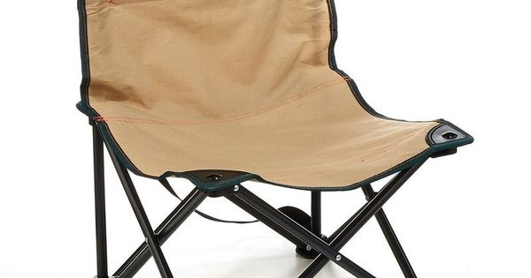 Mobilier camping chaisse basse marron quechua camping for Chaise quechua