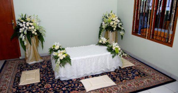 Laila Indah Wedding Dekor Manten Dekor Tenda Dan Meja Akad Nikah Dekorasi Meja Pernikahan Meja Pernikahan Dekor