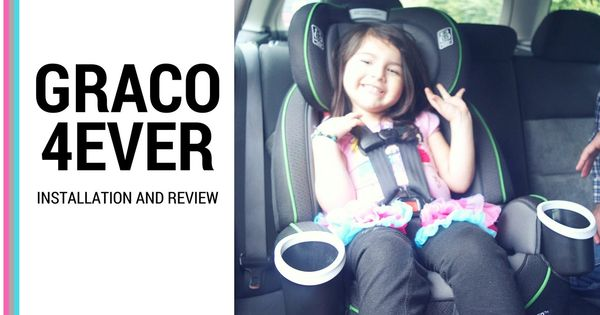 How To Install Graco 4ever Car Seat All 4 Position Youtube Convertible Car Seat Car Seats Graco