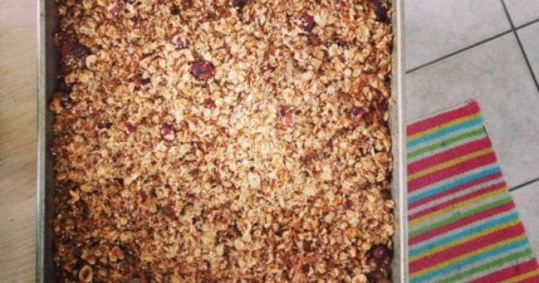 Granola, Cocoa and Chefs on Pinterest