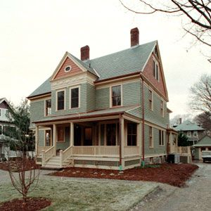 What You Need To Know About Asbestos Old Home Remodel House Old Houses