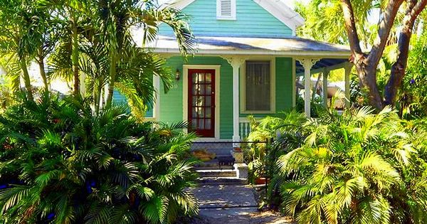Beach Cottage Key West FL Campers Studios Caravans Tiny Houses