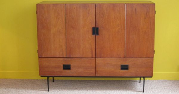 Highboard cees braakman mobilier pinterest mobilier for Meubles maple