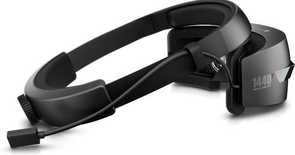 Microsoft Mixed Reality Headsets Go Up For Sale And Not Just For Devs Vr Headset Virtual Reality Technology Headset