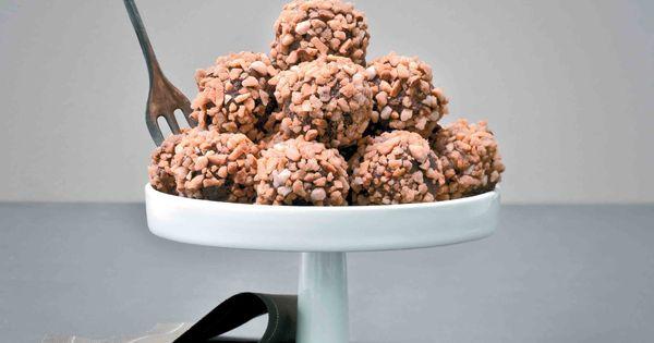 Nutella Truffles | candy/truffles/chocolates/fudge | Pinterest ...