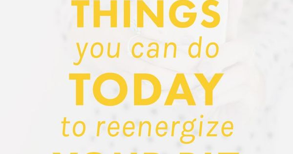20 things you can do today to reenergize your business an