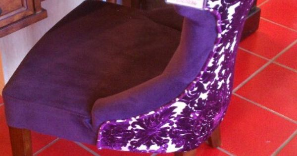 Purple vanity chair | dressing room | Pinterest | Chairs, Vanity chairs and  Vanities - Purple Vanity Chair Dressing Room Pinterest Chairs, Vanity