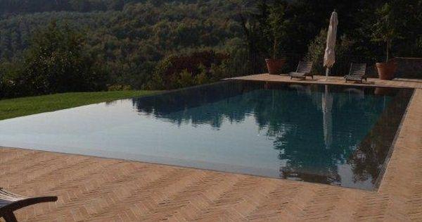 Piscine d bordement by indalo piscine jardin for Sims 4 piscine a debordement