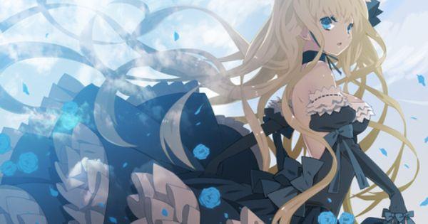 Blonde Haired Blue Eyed Girls Com Imagens Garotos Anime
