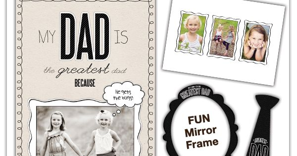 Thumbnail image for Free Father's Day Printable Cards & Photoshop Templates