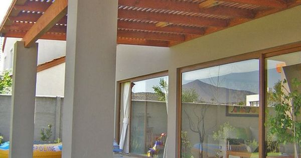 Luces bajo techo de madera dream home pinterest - Luces para techos bajos ...