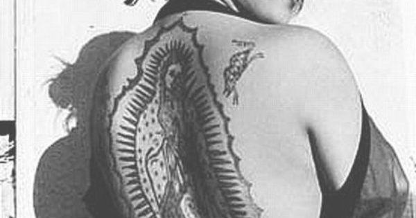 virgin mary tattoo stewed screwed and tattooed pinterest virgin mary mary tattoo and tattoo. Black Bedroom Furniture Sets. Home Design Ideas