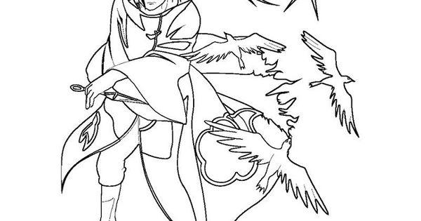 Coloring Page Of Itachi Desenhos Para Colorir Naruto Naruto Desenho Desenhos Novos