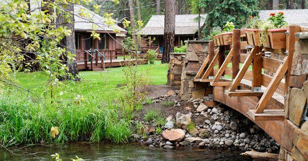 Metolius River Cabins Lake Creek Lodge In Camp Sherman