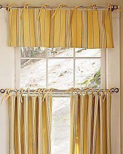 12 Of Our Favorite Kitchen Curtain Ideas (by Season)   Scott ...