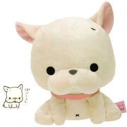 San X Toromi French Bulldog Puppy 9 4 Plush Kawaii Plush Cute
