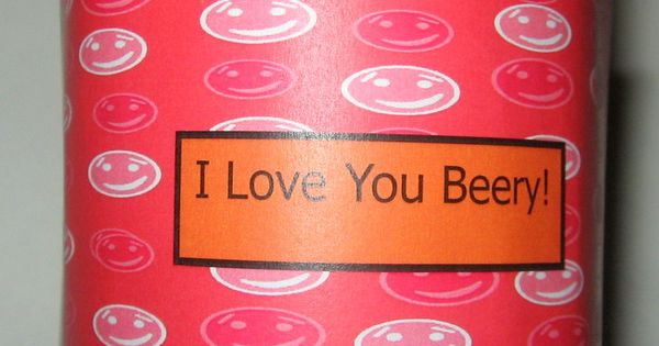 valentine beer names