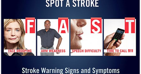 Pin By Andrew Weil M D On Health Wellness Warning Signs Signs And Symptoms Stroke Symptoms