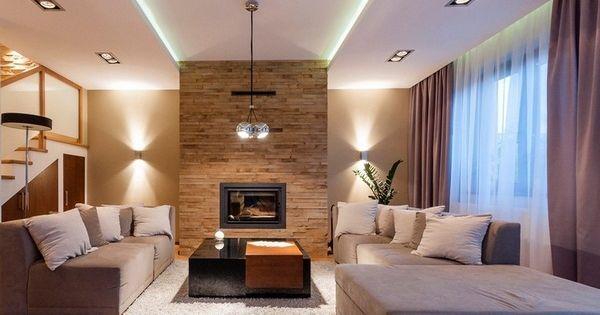 Mur de pierre de vie d coration regarder beige stegu for Voir deco salon