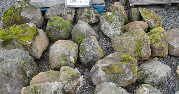 Garden landscape rock landscaping fake landscape rocks at for Landscaping rocks in kansas city