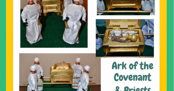 ark of the covenant activity for kids - Google Search ...