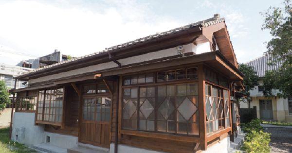 圖解台灣日式住宅 木構造通氣孔 軸組介紹 Repair Decoration