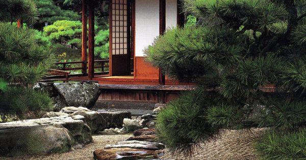 Magnifique traditionnelle architecture japonaise r ve for Architecture japonaise traditionnelle