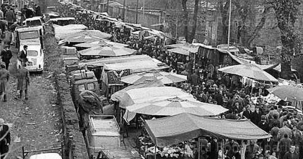 Roma sparita mercato di porta portese negozietti e - Porta portese milano ...