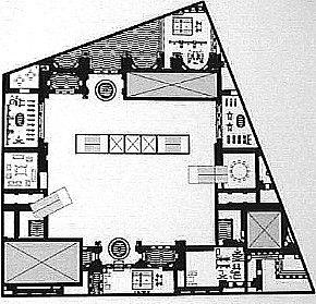 Www Quondam Com 20 2000a Htm Architecture Rem Koolhaas Architecture Drawing