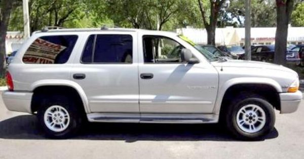 2000 Dodge Durango Slt Cheap 4x4 Suv For Sale Under 1000 In