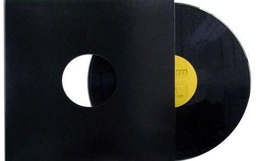 12 Black Cardboard Chipoard Sleeves Jackets 25 Pack For Lps 33s Vinyl Records Vinyl Records Vinyl Records