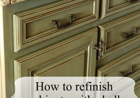 Savvy Southern Style: Kitchen Cabinets Tutorial( just pinning because I love this