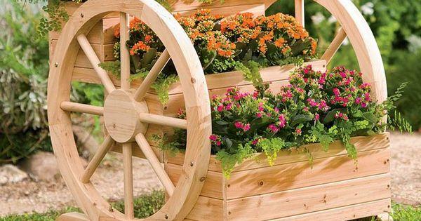 Herb Planters Outdoor Deck