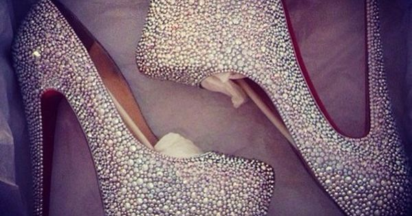Christian Louboutin - would you wear these? fashion shoes Louboutin ...any time