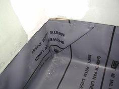 Folded Inside Corner Showerpan32 Shower Pan Shower Pan Liner