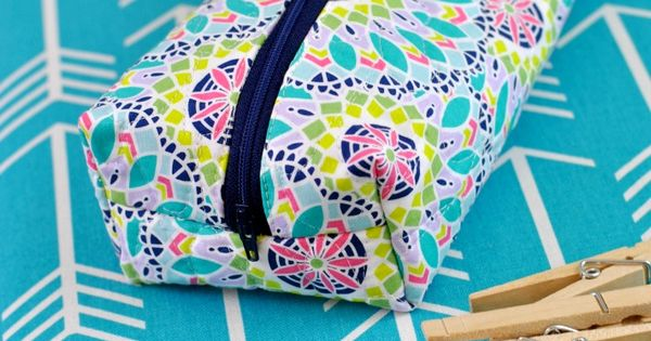 This fun tutorial will show you how to sew a basic, unlined