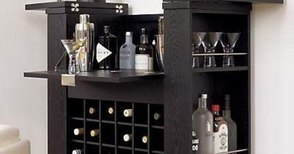 Dise os de bares para casas furniture pinterest bar - Montar una vinoteca ...