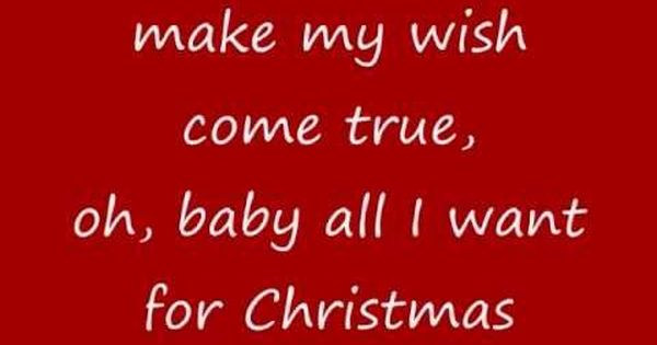 Youtube Oyte Dwra Oyte Lampakia Oyte Faghta Kai Krasia Mono Esena 8elw All I Want Is You Christmas Music Videos Yours Lyrics Lyrics