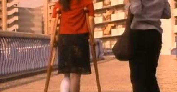 Are crutch fetish sprain woman phrase magnificent