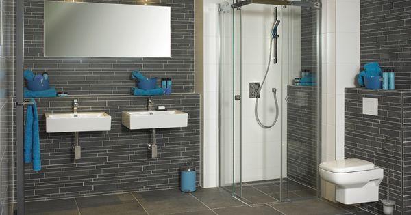 Badkamer armano bekijk hem online bij wooning badkamers pinterest - Lay outs badkamer ...
