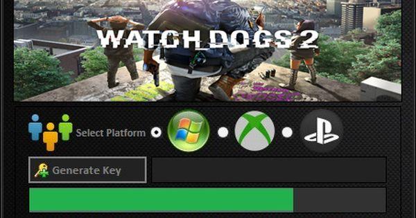 Watch Dogs 2 Serial Key Generator Watch Dogs Dogs Watchdogs 2