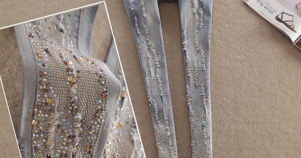 Узкие женские джинсы доставка