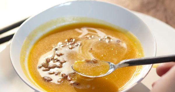 Pumpkin Soup | Design Blog