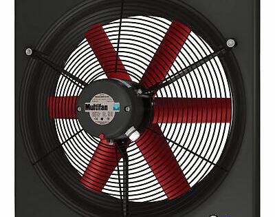 Ad Ebay Url Multifan Panel Fan With Intake Guard 20in Dia 5 200 Cfm 3 Phase Motor In 2020 Exhaust Fan Fan Corrosion