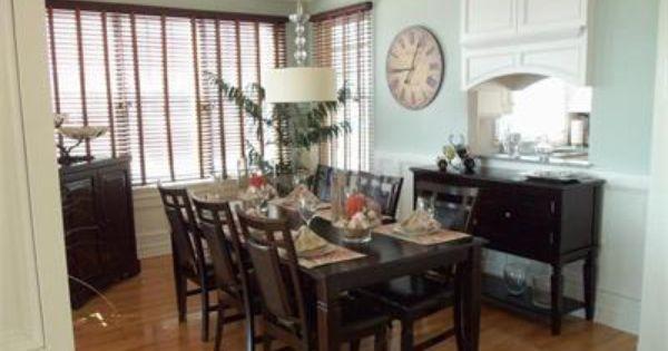 Luxurious Waterfront Condo In Brielle Nj Luxury Homes Dark Wood Furniture Home Decor